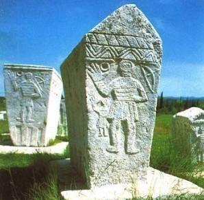 Символика на памятниках